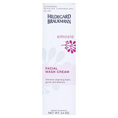 Hildegard Braukmann EMOSIE Gesichts Waschcreme 100 Milliliter - Rückseite