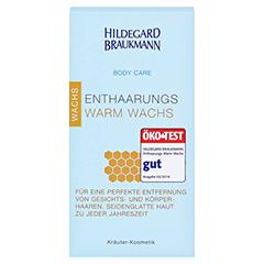 Hildegard Braukmann BODY CARE Enthaarungs Warm Wachs 60 Gramm - Vorderseite