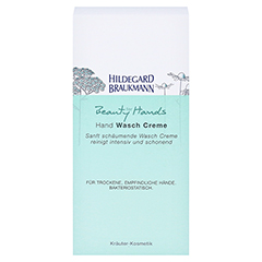 Hildegard Braukmann BEAUTY FOR HANDS Hand Wasch Creme 250 Milliliter - Vorderseite