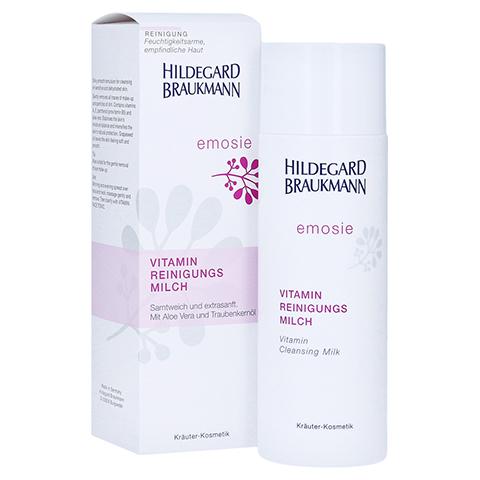 Hildegard Braukmann EMOSIE Vitamin Reinigungs Milch 200 Milliliter