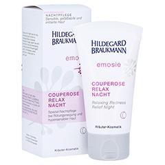 Hildegard Braukmann EMOSIE Couperose Relax Nacht 50 Milliliter