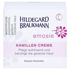 Hildegard Braukmann EMOSIE Kamillen Creme 50 Milliliter - Vorderseite