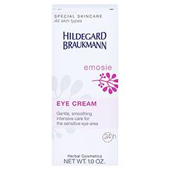 Hildegard Braukmann EMOSIE Augen Creme 30 Milliliter - Rückseite