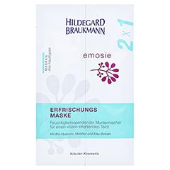 Hildegard Braukmann EMOSIE Erfrischende Maske 2x7 Milliliter