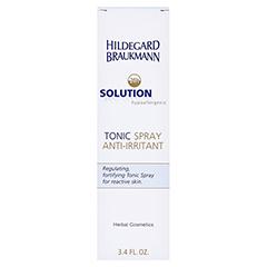 Hildegard Braukmann 24H SOLUTION Tonic Spray 100 Milliliter - Rückseite