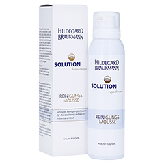 Hildegard Braukmann 24H SOLUTION Reinigungs Mousse 150 Milliliter