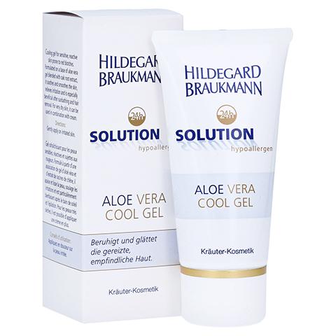 Hildegard Braukmann 24H SOLUTION Aloe Vera Cool Gel 50 Milliliter