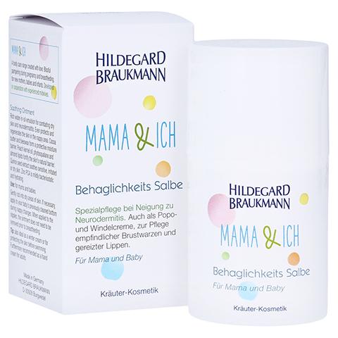 Hildegard Braukmann MAMA & ICH Behaglichkeits Salbe 50 Milliliter