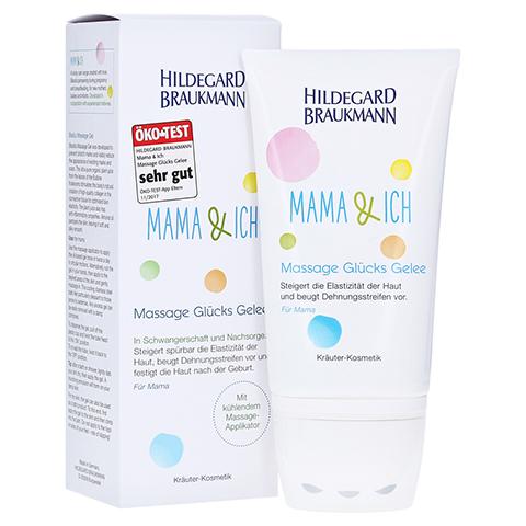 Hildegard Braukmann MAMA & ICH Massage Glücks Gelee 150 Milliliter