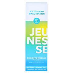 Hildegard Braukmann JEUNESSE Gesichts Wasser 200 Milliliter - Vorderseite