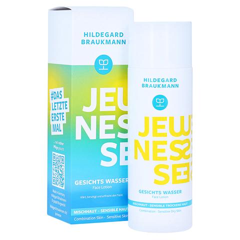 Hildegard Braukmann JEUNESSE Gesichts Wasser 200 Milliliter