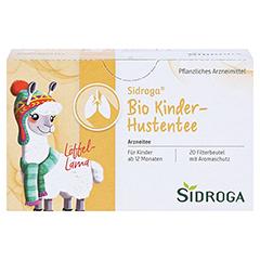 Sidroga Bio Kinder-Hustentee 20x1.5 Gramm - Vorderseite