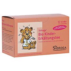 Sidroga Bio Kinder-Erkältungstee 20x1.5 Gramm