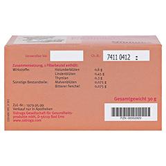 Sidroga Bio Kinder-Erkältungstee 20x1.5 Gramm - Unterseite