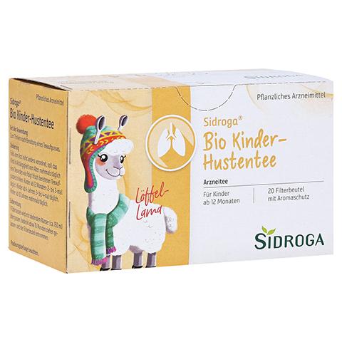 Sidroga Bio Kinder-Hustentee 20x1.5 Gramm