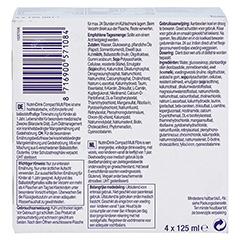 NUTRINIDRINK Compact MultiFibre Neutral 8x4x125 Milliliter - Unterseite