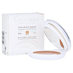 AVENE Couvrance Kompakt Cr.-Make-up matt.beige 2,5 10 Gramm