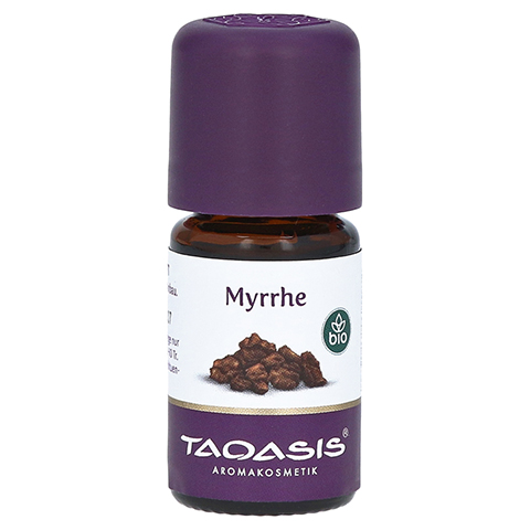 Taoasis Myrrhe Bio Öl 5 Milliliter