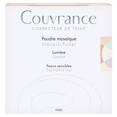 Avène Couvrance Mosaik-Puder lumiere 10 Gramm - Vorderseite