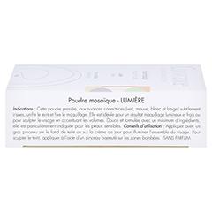 Avène Couvrance Mosaik-Puder lumiere 10 Gramm - Rechte Seite