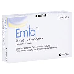 EMLA 25mg/g + 25mg/g 5 Gramm N1