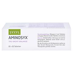 Aminosyx Syxyl Tabletten 120 Stück - Oberseite