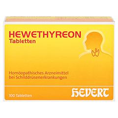 HEWETHYREON Tabletten 100 Stück N1 - Vorderseite