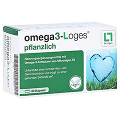 Omega3-loges Pflanzlich Kapseln 60 Stück