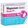 MAGNESIUM SANDOZ Direkt 400 mg Sticks 18 Stück