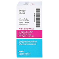 MAGNESIUM SANDOZ Direkt 400 mg Sticks 18 Stück - Linke Seite