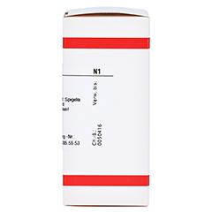 SPIGELIA D 12 Tabletten 80 Stück N1 - Rechte Seite