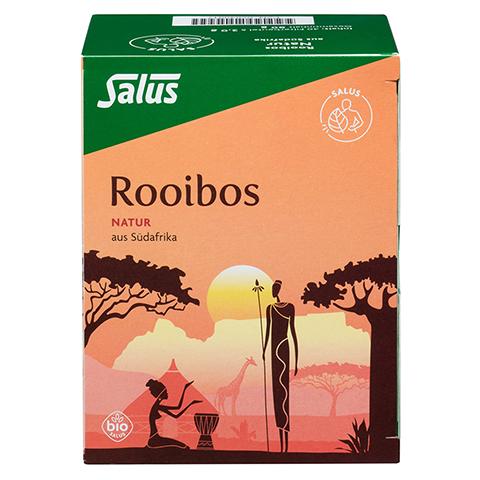 ROOIBOS TEE Natur Kräutertee Bio Salus Filterbeut. 40 Stück