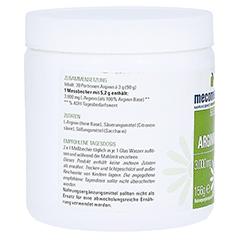ARGININ 3.000 mg Dose Messbecher 30x3 Gramm - Rechte Seite
