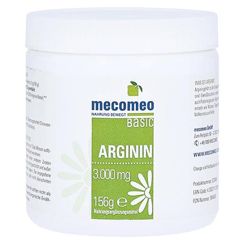 ARGININ 3.000 mg Dose Messbecher 30x3 Gramm
