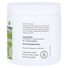 ARGININ 3.000 mg Dose Messbecher 30x3 Gramm - Linke Seite