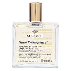 NUXE Huile Prodigieuse NF 50 Milliliter - Vorderseite