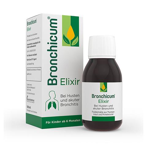 Bronchicum Elixir 100 Milliliter