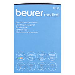 BEURER BM57 Bluetooth Oberarm Blutdruckmessgerät 1 Stück - Rechte Seite