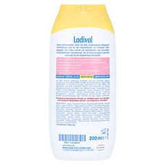 Ladival Empfindliche Haut Lotion LSF 30 + gratis Ladival Empfindliche Haut Apres Lotion 200 ml 200 Milliliter - Rückseite