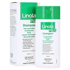 LINOLA PLUS Shampoo 200 Milliliter