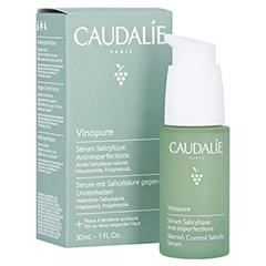 CAUDALIE Vinopure Serum m.Salicylsäure gg.Unreinh. 30 Milliliter
