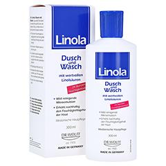 Linola Dusch und Wasch 300 Milliliter