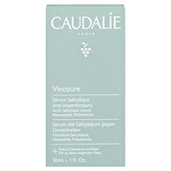 CAUDALIE Vinopure Serum m.Salicylsäure gg.Unreinh. 30 Milliliter - Vorderseite