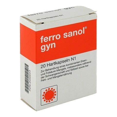 Ferro sanol gyn 20 St�ck N1