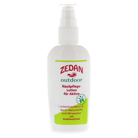 ZEDAN outdoor Lotion Multiwirkung für Aktive 100 Milliliter