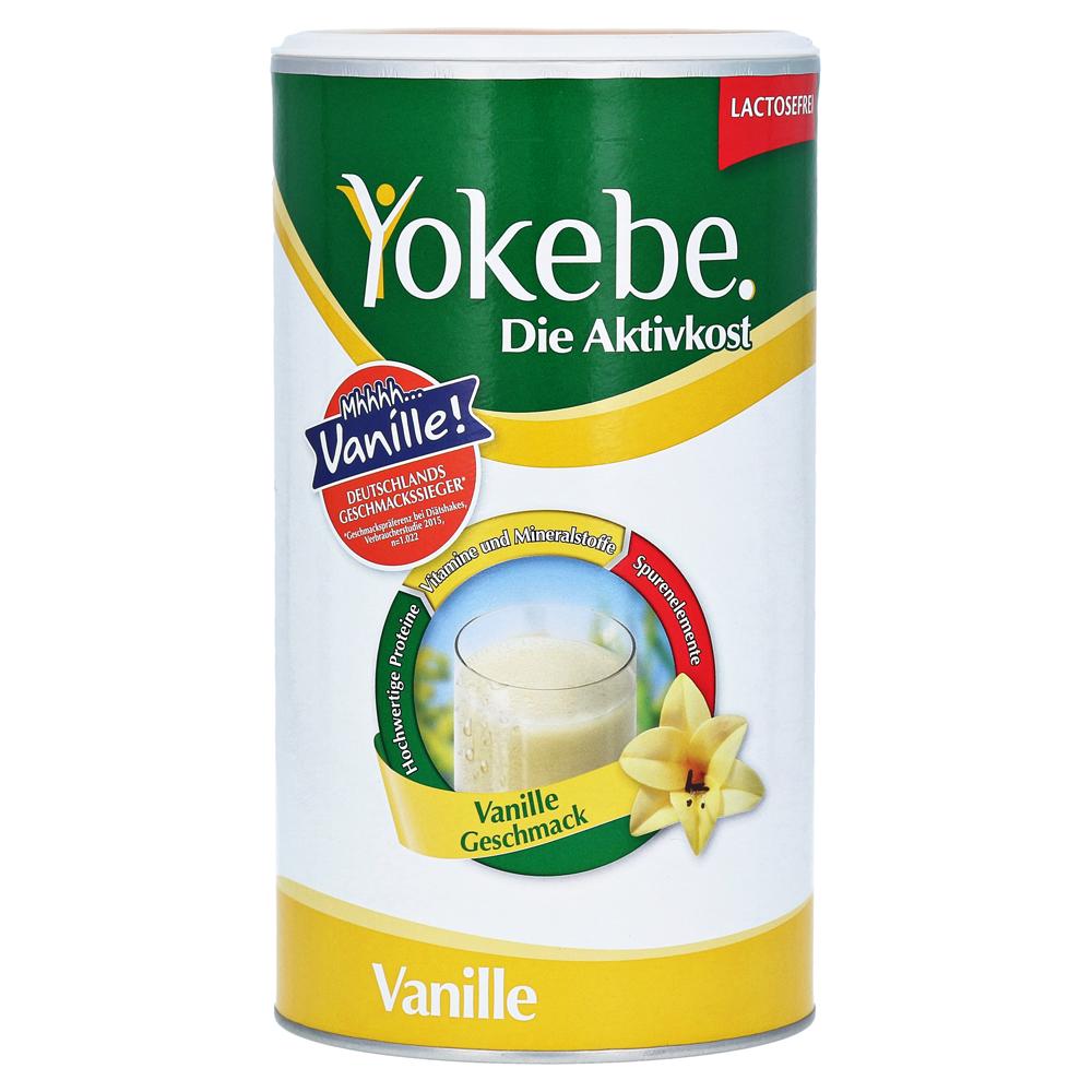 yokebe lactosefrei vanille pulver 500 gramm online bestellen medpex versandapotheke. Black Bedroom Furniture Sets. Home Design Ideas