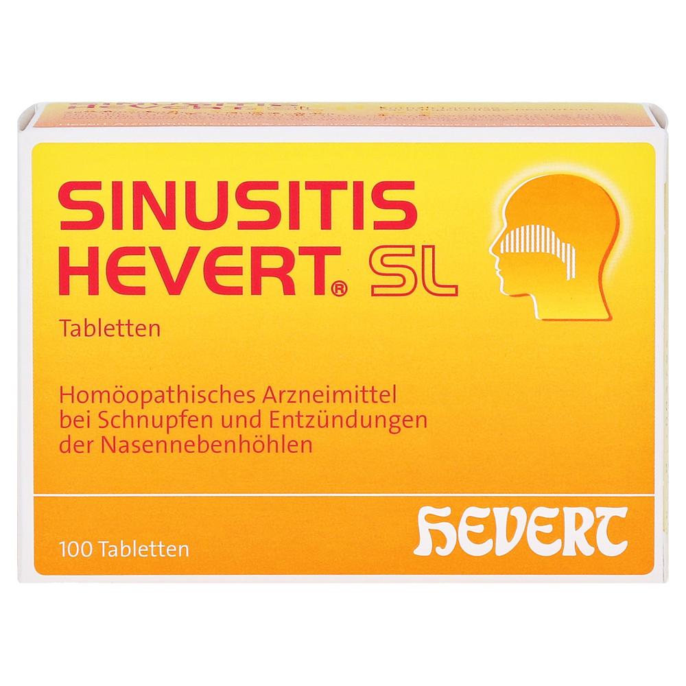 Sinusitis Hevert Schwangerschaft