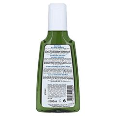 RAUSCH Meerestang Fett-Stopp Shampoo 200 Milliliter - Rückseite