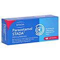 Paracetamol STADA 500mg 20 St�ck N2