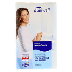 DUNIWELL Einmal Handtuch 20 Stück